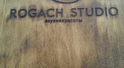 Photo of Nail Salon ROGACH STUDIO at Ул. Фрунзе  1/4, Омск, Russia
