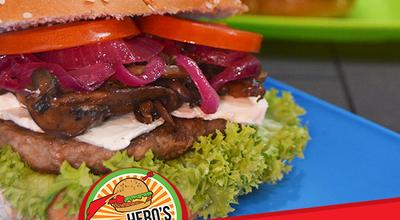 Photo of Burger Joint Hero's Burger at Juncos 366, Veracruz 91940, Mexico