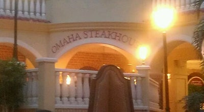 Photo of Steakhouse Omaha Steak House at 225 Shorecrest Dr, Altamonte Springs, FL 32701, United States