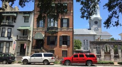 Photo of Bed and Breakfast Foley House Inn at 14 W Hull St, Savannah, GA 31401, United States
