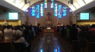 Photo of Church St Bonaventure Catholic Church at 1301 Sw 136th Ave, Fort Lauderdale, FL 33325, United States