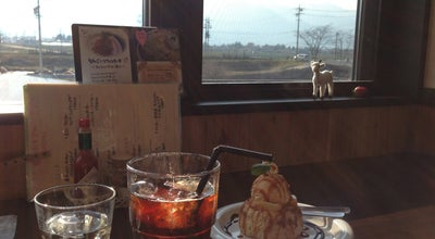 Photo of Cafe cafe twinkle at 穂高2218-2, 安曇野市, Japan