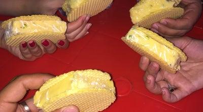Photo of Ice Cream Shop nemat ıce cream at Azadi  Şaneder Park, erbil, Iraq