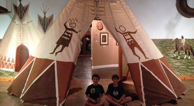 Photo of Art Gallery Museum Of Native American History at 202 Sw O St, Bentonville, AR 72712, United States