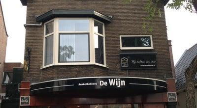 Photo of Bakery Banketbakker De Wijn at Stationsstraat 7, Koog aan de Zaan, Netherlands