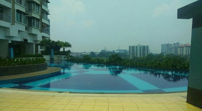 Photo of Pool Prima U1 Swimming Pool at Prima U1 Condominiums, Shah Alam 40150, Malaysia