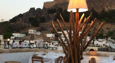 Photo of Mediterranean Restaurant Odyssia Restaurant at Center, Lindos 851 07, Greece