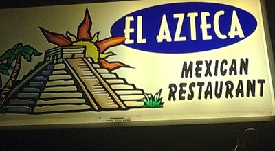 Photo of Mexican Restaurant El Azteca at 2928 W Vernon Ave, Kinston, NC 28504, United States