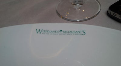 Photo of Indian Restaurant Woodlands Marylebone at 77 Marylebone Lane, London W1U 2PS, United Kingdom