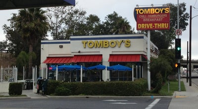 Photo of American Restaurant Tomboy's at 5111 Marine Ave, Hawthorne, CA 90260, United States