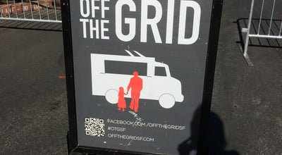Photo of Food Truck Off The Grid: Sunnyvale @ Sports Basement at 1177 Kern Ave, Sunnyvale, CA 94085, United States