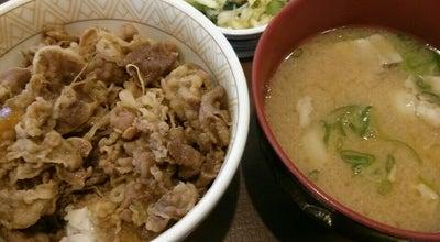 Photo of Diner すき家 黒石泉町店 at 泉町91, 黒石市, Japan