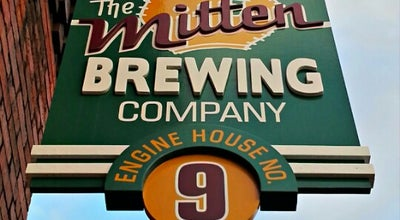 Photo of Brewery The Mitten Brewing Company at 527 Leonard St Nw, Grand Rapids, MI 49504, United States