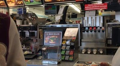 Photo of Burger Joint McDonald's Raisio at Finland