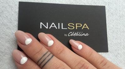 Photo of Nail Salon Nail Spa by Cătălina at No. 1, Maria Hagi Moscu Street, Bucharest, Romania