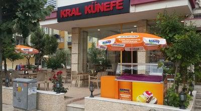 Photo of Dessert Shop Kral Künefe at Mehmetçik Mah. Kıbrıs Şehitleri Cad. No:126/a, Denizli 20150, Turkey