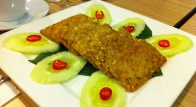 Photo of Vegetarian / Vegan Restaurant Veggie Planet 有机味滋圜 at 41 & 43 Jalan Melaka Raya 8, Melaka 75000, Malaysia