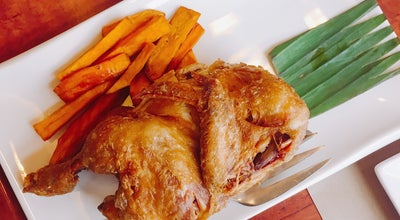 Photo of Fried Chicken Joint Max's Restaurant at 3/f Sm City Baguio, Luneta Hill Dr., Baguio City 2600, Philippines