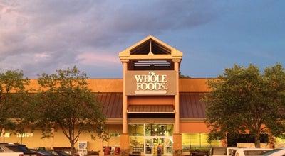 Photo of Supermarket Whole Foods Market at 102b New Waverly Place, Cary, NC 27518, United States
