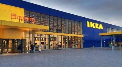 Photo of Furniture / Home Store IKEA at Opelkreisel 3, Kaiserslautern 67663, Germany