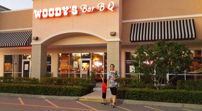 Photo of BBQ Joint Woody's at 2621 Enterprise Rd, Orange City, FL 32763, United States