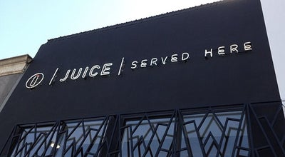Photo of Other Venue Juice Served Here at 8366 W 3rd St, Los Angeles, CA 90048