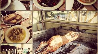 Photo of Steakhouse Akhisar kuzu çevirme Gülbeyaz-ı Ziyafet Restauranttt at Hürriyet Mah. İzmir - İstanbul Karayolu Zeytin Borsası Akhisar, Akhisar 45200, Turkey