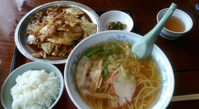 Photo of Chinese Restaurant 新華楼 at 二日町8-12, 上山市 999-3143, Japan