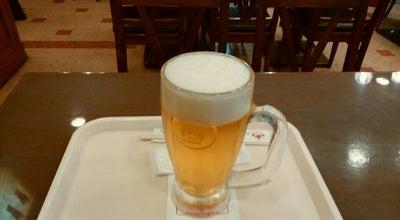 Photo of Beer Garden 銀座ライオン 成田空港店 at 三里塚御料牧場1-1, 成田市 282-0011, Japan