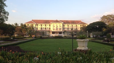 Photo of Hotel Raffles Grand Hotel d'Angkor at 1 Vithei Charles De Gaulle, Siem Reap, Cambodia