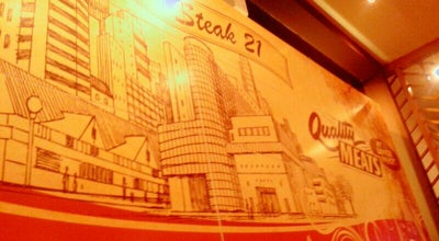 Photo of Steakhouse Steak 21 at Karawang Central Plaza, Karawang, Indonesia