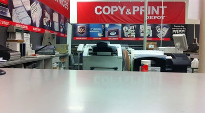 Photo of Paper / Office Supplies Store Office Depot at 703 N Airline Hwy, Gonzales, LA 70737, United States