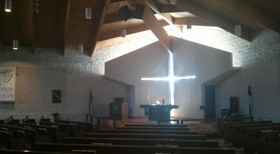 Photo of Church King of Grace Lutheran Church at 6000 Duluth St, Golden Valley, MN 55422, United States