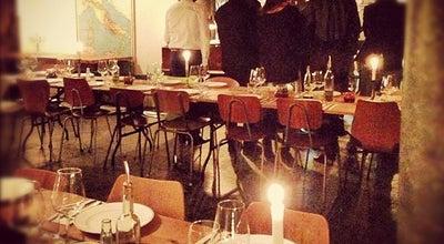 Photo of Italian Restaurant Il Buco at København, Denmark