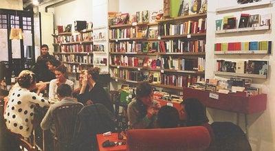 Photo of Coffee Shop Cafetería Librería Ubik Café at Calle Del Literato Azorín, 13, Valencia 46003, Spain