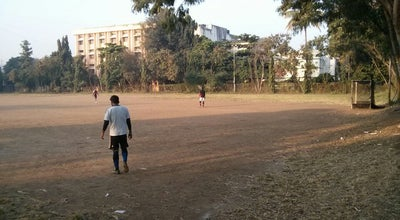 Photo of Playground S P College Ground at India