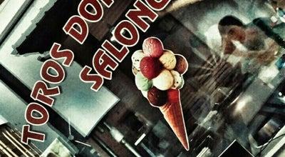 Photo of Ice Cream Shop Toros Dondurma Salonu at Arıklar Cad No.:37, Bilecik 11300, Turkey
