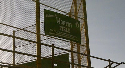 Photo of Baseball Field Worthy Softball Fields at 1801-1871 17th St, Huntington Beach, CA 92648, United States
