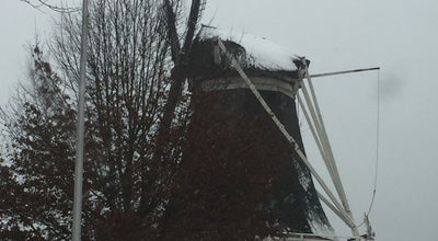 Photo of Monument / Landmark Molen De Passiebloem at Vondelkade 175, Zwolle 8023 AD, Netherlands
