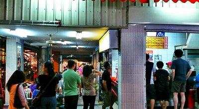 Photo of Chinese Restaurant 卓家汕頭魚麵 at 中西區民生路一段158號, Tainan 700, Taiwan