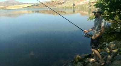 Photo of Lake kizilca baraji at Turkey