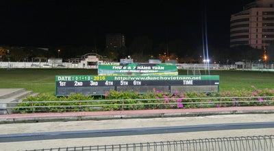 Photo of Racetrack Dog Racing Stadium at Lê Lợi Street, Ward 1, Vũng Tàu, Vietnam