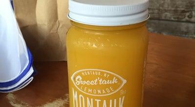 Photo of Juice Bar Sweet'tauk Lemonade at 34 S Etna Ave, Montauk, NY 11954, United States