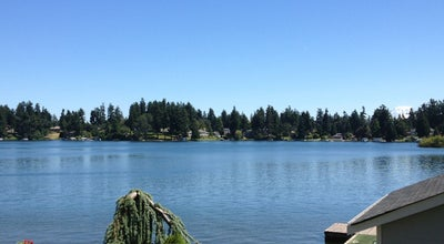 Photo of Lake Steilacoom Lake at Steilacoom Lake, Lakewood, WA, United States
