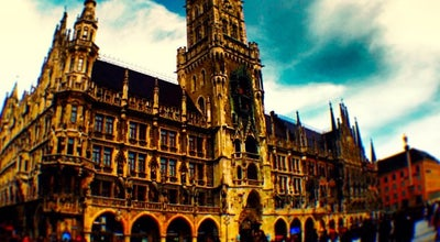 Photo of City Hall Neues Rathaus at Marienplatz 8, München 80331, Germany