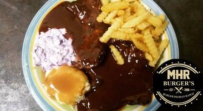 Photo of Burger Joint MHR Burger's at Bandar Sunggala, Port Dickson 71051, Malaysia
