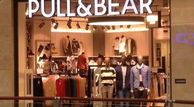 Photo of Boutique Pull & Bear Abu Dhabi Mall at United Arab Emirates
