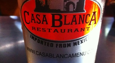 Photo of Mexican Restaurant Casa Blanca at 66370 Pierson Blvd, Desert Hot Springs, CA 92240, United States