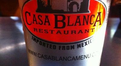 Photo of Mexican Restaurant Casa Blanca at 66370 Pierson Blvd, Desert Hot Springs, CA 92240, United States
