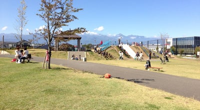 Photo of Playground 庄内公園 at 出川1-13, 松本市 390-0827, Japan